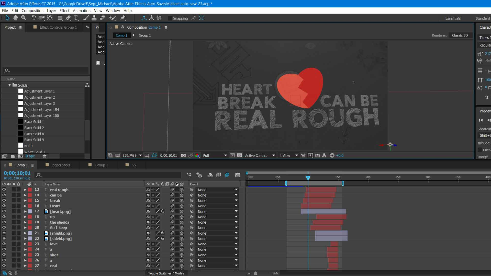 Program for making lyric videos after effects how to for After effects lyric video template