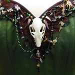 Anaiwan druid corset close up