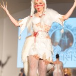Kitsune fox tribal corset and dress