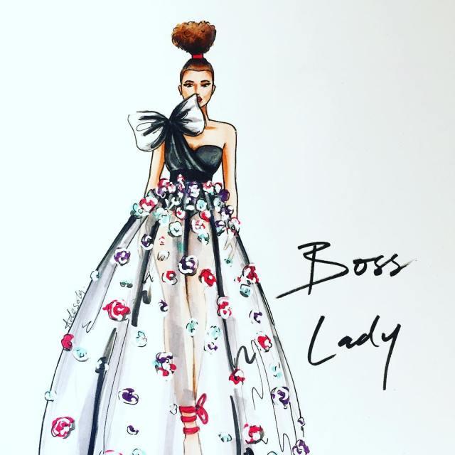 boss lady adelosa lasisi