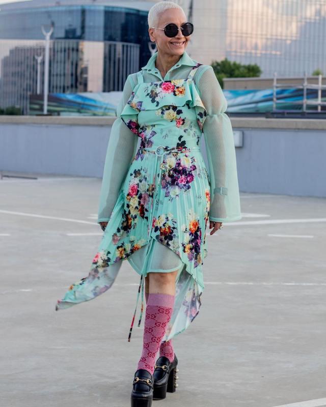 South Africa Fashion Week 2017 Street Carpet Lysa