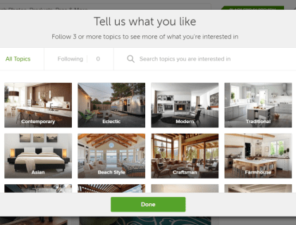 houzz interior design app