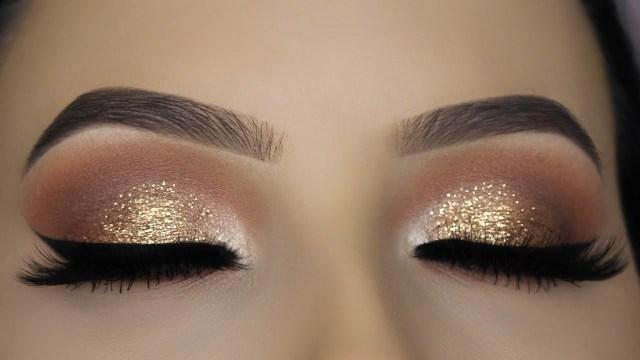 New Year eve makeup
