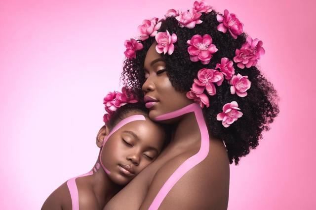 Moshoodat makeup artist lysa africa