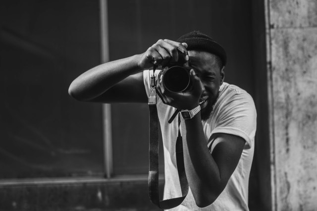 Photographer Lonwabo Zimela