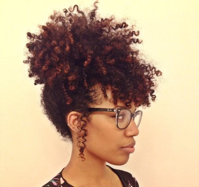 style natural hair
