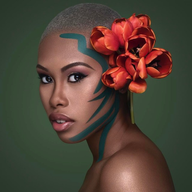 Celebrating Black Excellence In The Beauty Industry lysa africa beauty makeup artists moshoodat sanni