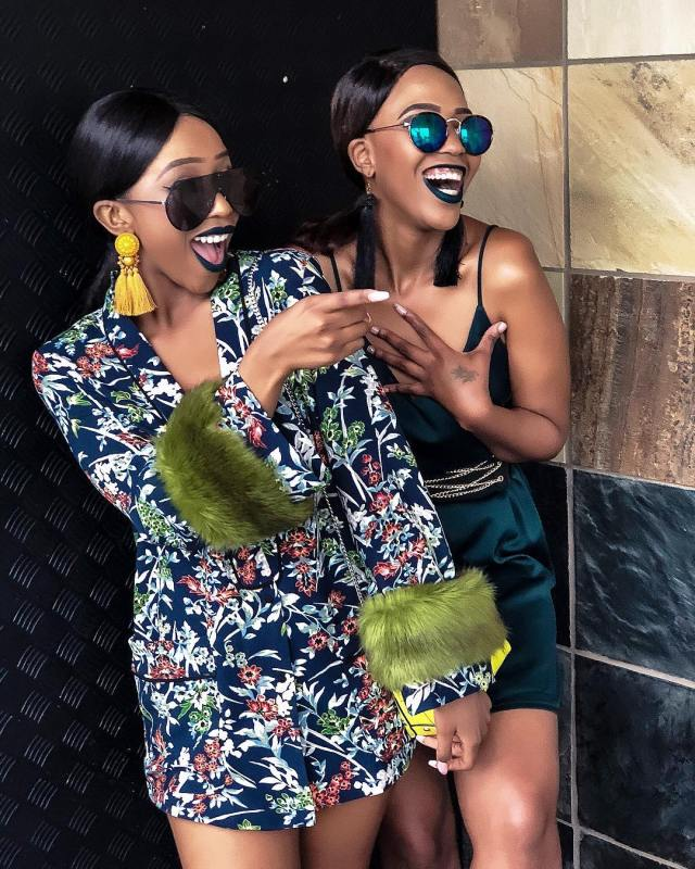 Style & Friendship With Rethabile Mendu Lizeka Makala Lysa Africa