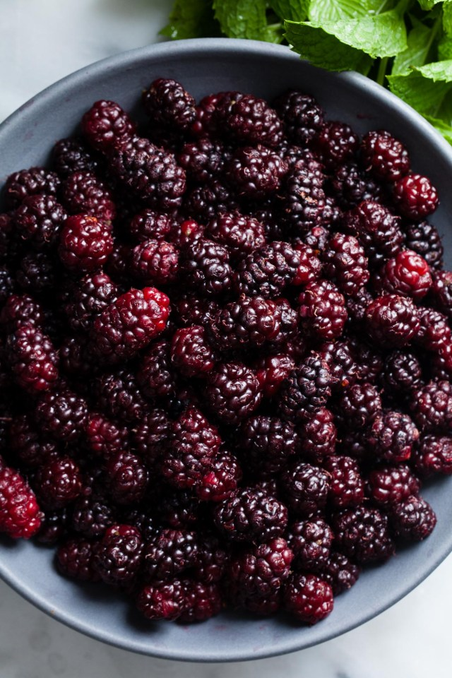 Superfoods: Mulberries