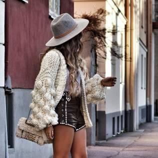Oversized crochet knit sweaters lysa africa