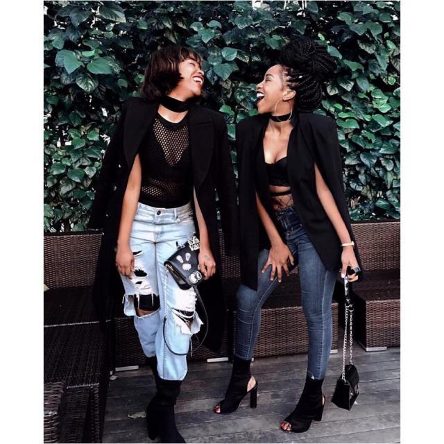 Style & Friendship With Lizeka Makala and Rethabile Mendu Lysa Africa