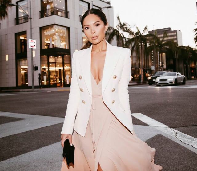 Marianna Hewitt Fashion Blogger | Empowering Style Creatives One Post At A Time lysa africa