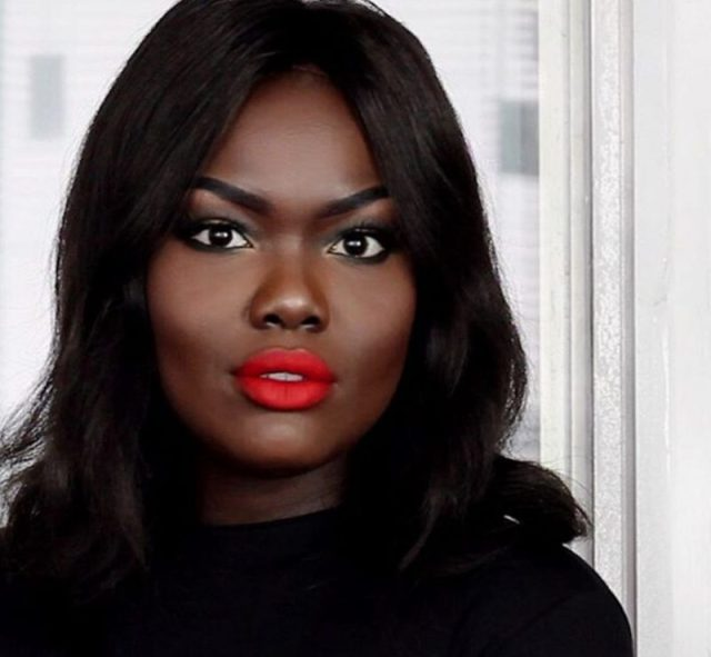The Power Of Red Lipstick lysa africa