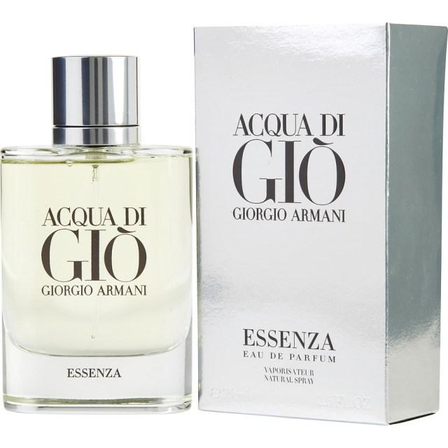 Look Good Smell Fresh | The Best Spring Fragrances For Men Aqua Di Gio Giorgio Armani Lysa Africa Magazine