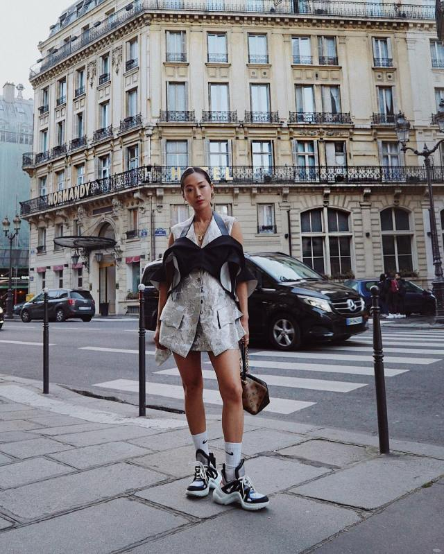 Dad Sneakers Fashion Trend Ugly Sneakers Style Lysa Africa Magazine Song Of Style