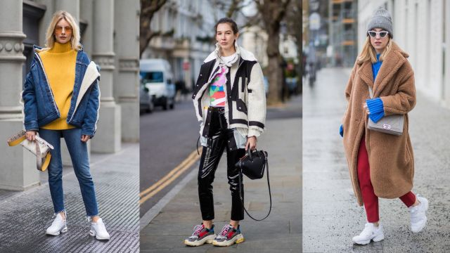 Dad Sneakers Fashion Trend Ugly Sneakers Style Lysa Africa Magazine