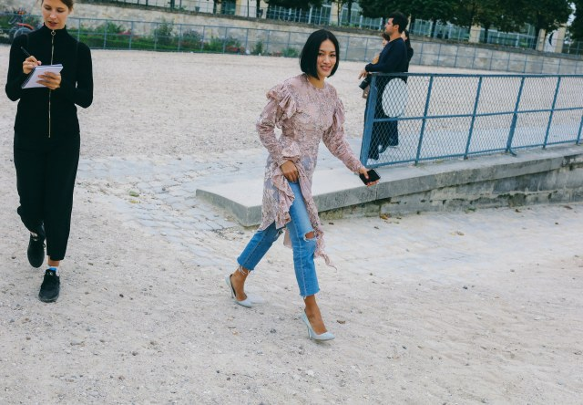 Dresses Over Jeans   No Need To Pick One Anymore Lysa Africa Magazine