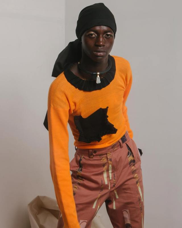 No Gender Lines Needed   Nigerian Menswear Brand Orange Culture by Adebayo Oke-Lawal Lysa Africa Magazine