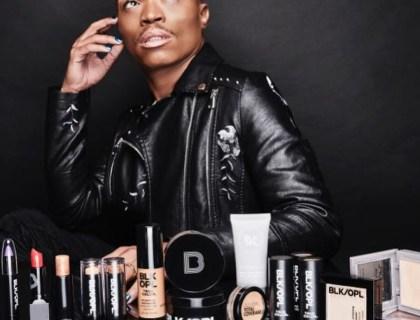 Somizi Mhlongo   The New Black Opal Brand Ambassador First African Male Brand Ambassador Black Opal South Africa Lysa Africa Magazine