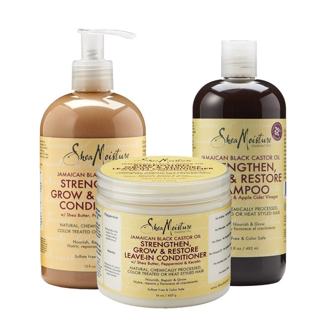 Tips On How To Repair Chemically Damaged Hair Shea Moisture Lysa Africa