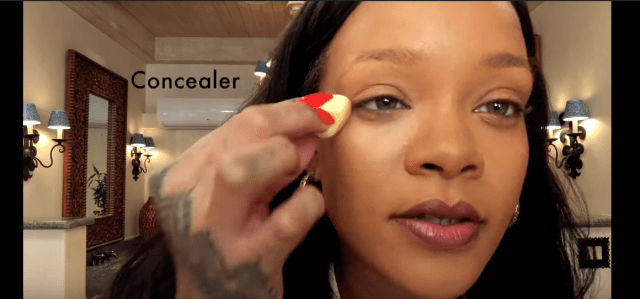 Takeaways From Rihanna's Vogue Makeup Tutorial Fenty Beauty Lysa Africa Magazine