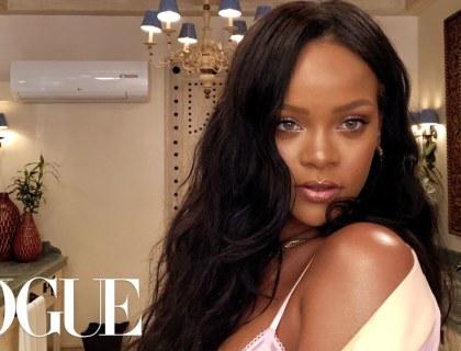 Takeaways From Rihanna's Vogue Makeup Tutorial Fenty Beauty Lysa Africa Magazine