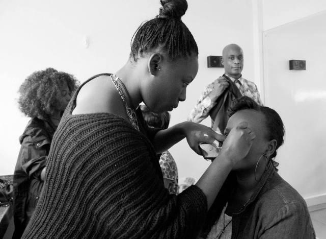 The Art Of Beauty | Makeup Art by Sinitta Akello Nairobi Kenyan Makeup Artist Lysa Africa Magazine