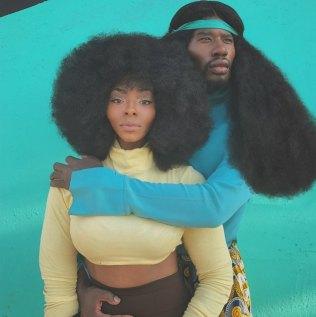 The Man Mane | Redefining Masculinity Through Long Hair Benny Harlem Men With Long Hair Lysa Africa Magazine