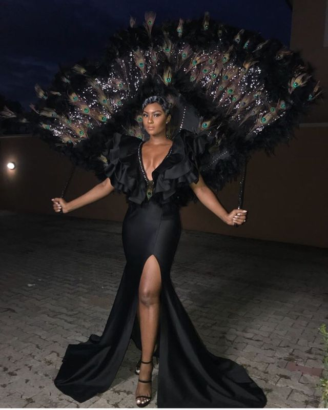 A Met Gala Moment At The Nigeria Ocean's 8 Premiere Ocean's 8 Movie Premiere Lysa Africa Magazine