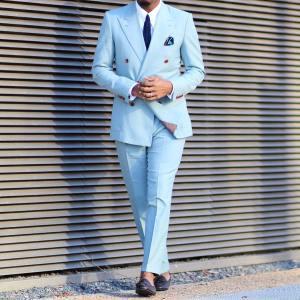 Albert 1941 | Distinguished Menswear Brand Albert Clothing East London Lysa Africa Magazine Suits