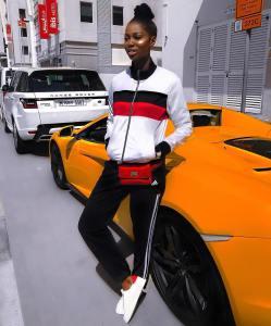 Style Profile | Olarslim West African Fashion Blogger Entrepreneur