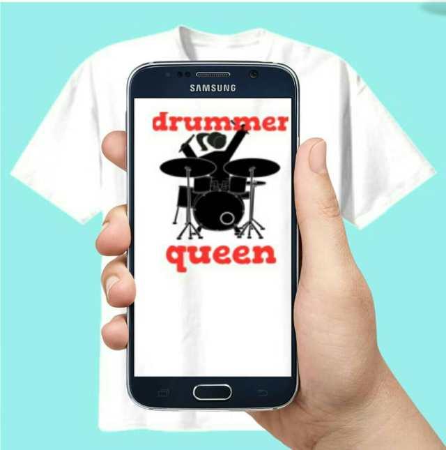 Bambinatara T-Shirts   Baby Girl Be A Queen! Made In Kenya T-Shirts Lysa Africa Magazine