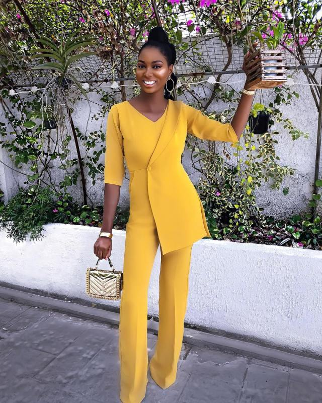 Style Profile | Olarslim West African Fashion Blogger Entrepreneur