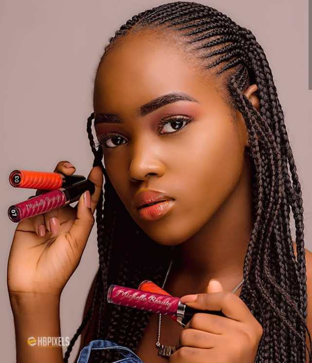Michelle Beauty | Teen Founds Latest Addition To African Makeup Brands Lysa Magazine