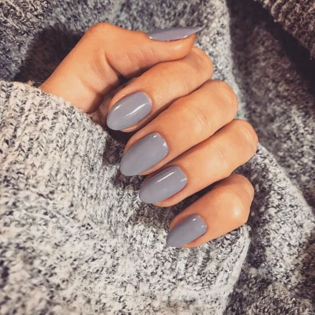 What Does Your Nail Polish Color Say About You? Lysa Magazine Grey Nail Polish