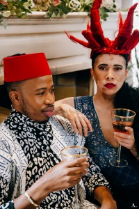 Mzukisi's Banquet | Celebrating Afro- Centrism Lysa Africa Magazine Marie Antoinette The Algorithm