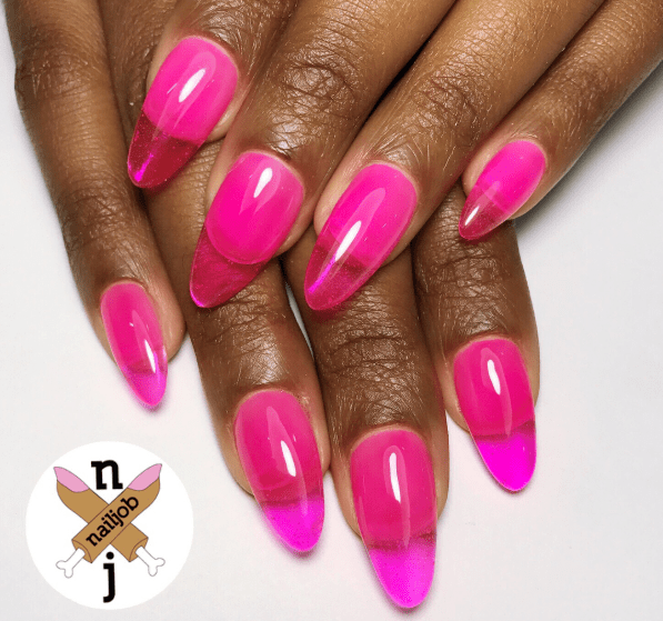 Elevate Your Manicure Game With Clear Nails Jelly Nails Nail Art Manicure Lysa Africa Magazine