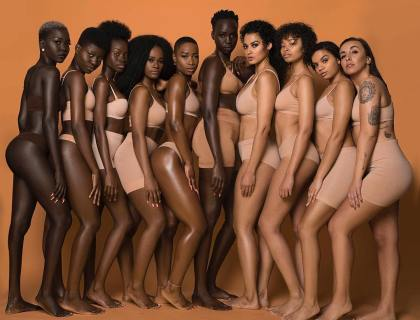 So Much On Size But Not Enough On Colourism! Lysa Magazine Isaac West Melanin Girls
