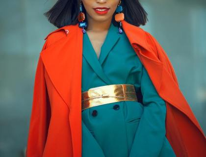 Power Colors You can Rock This Women's Month
