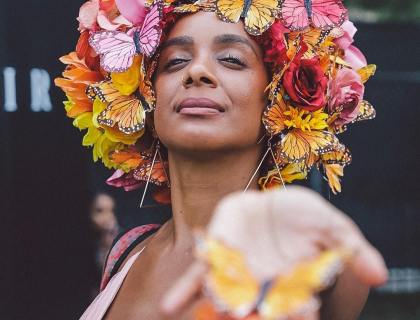 Afropunk 2018   The Moments We Live For To Be Creative Lysa Magazine Afropunk Brooklyn New York 2018 Festival Looks
