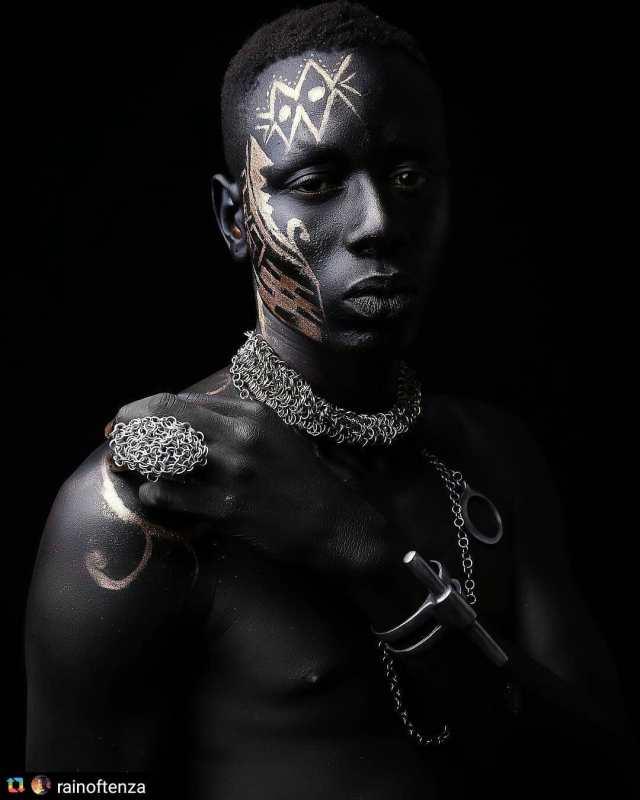 Nairobi Male Makeup Artist Dennis Karuri | Just A Boy With A Few Blending Brushes Lysa Magazine