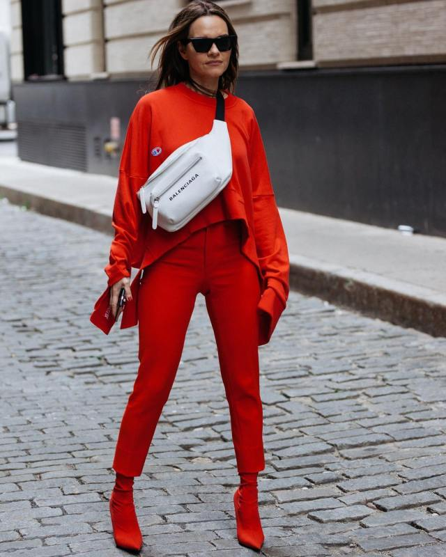 Style Tips And Trends From New York Fashion Week 2018 - Lysa Magazine Street Style New York Fashion Week small bag