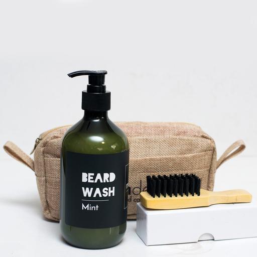 No-Shave November | Beard Grooming Tips - Lysa Magazine Movember beard wash