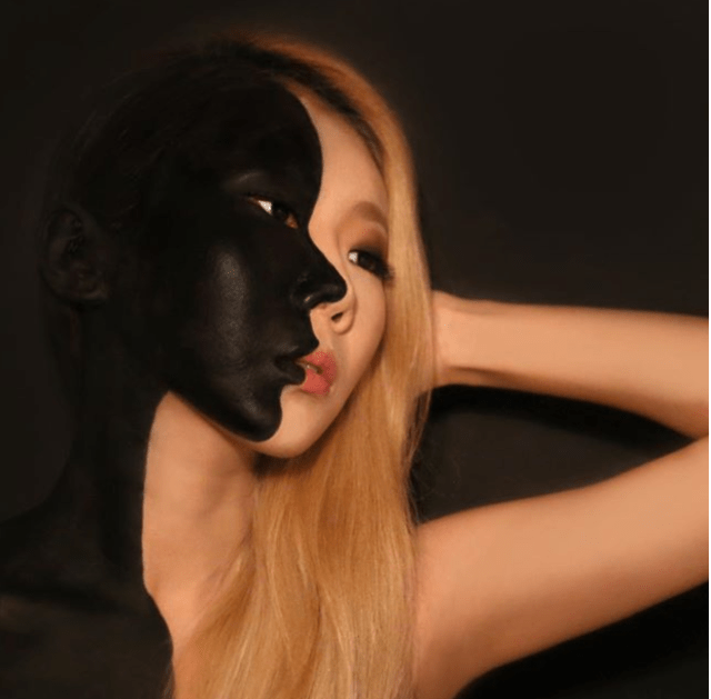 Optical Illusions | Makeup Artists Taking Their Work To The Next Level - Lysa Magazine Dain Yoon