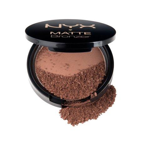 Best Bronzers For Dark And Deep Skin Tones - Lysa Magazine nyx matte bronzer