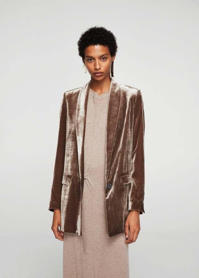5 Blazers To Up Your Style Game - Lysa Magazine Womens Blazers Velvet blazers