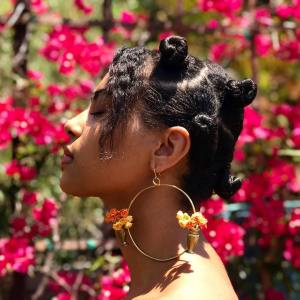 Jewelry Line Beads Byaree | Make Your Dreams A Reality - Lysa Magazine accessories brass earrings