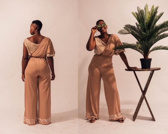 Made in Kenya | Itikadi Resort Collection 2018 - Lysa Magazine jumpsuit