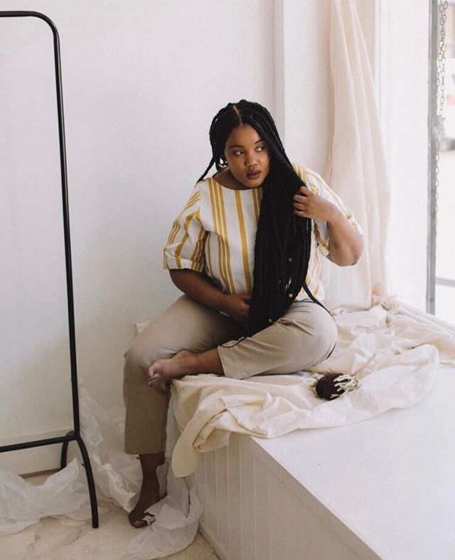 Style Profile | Palesa Serving Looks & Creativity Of Young Women Of Colour Lysa Magazine The Mzansi Moodboard
