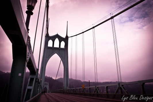portland oregon st johns bridge